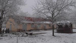 Gemeinschaftshaus Winter